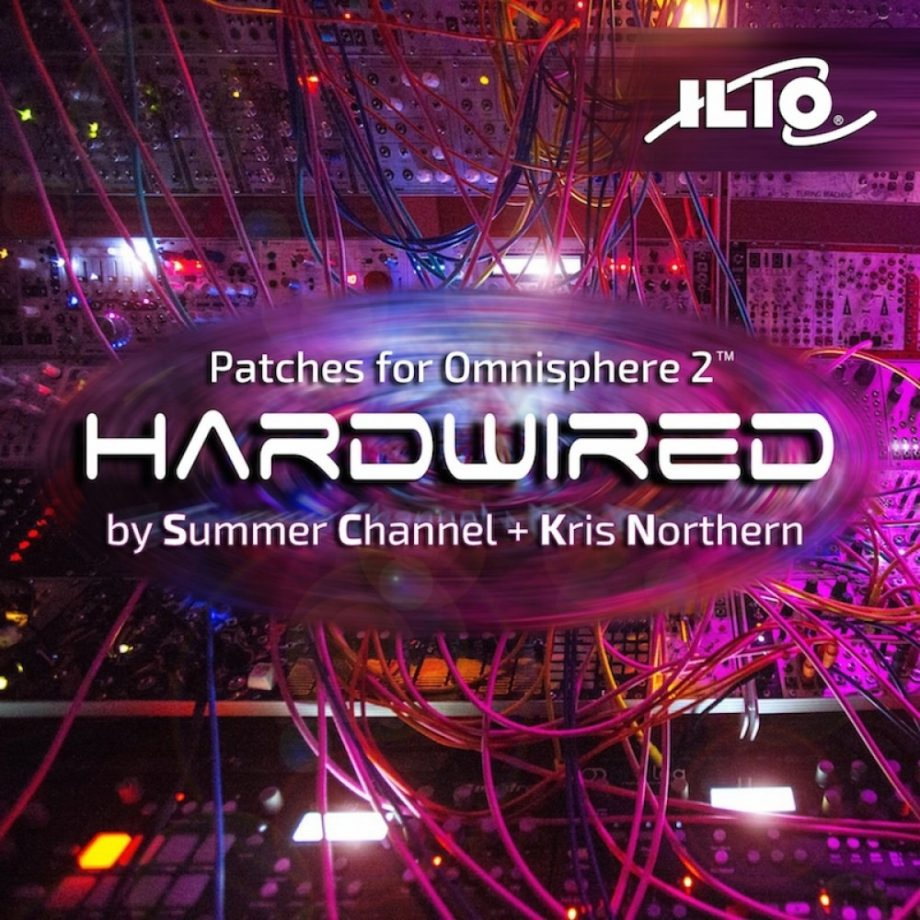 ILIO Hardwired Modular Synth Sonics for Omnisphere 2