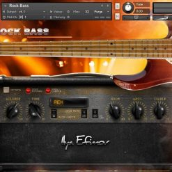 Ilya Efimov Production - Rock Bass