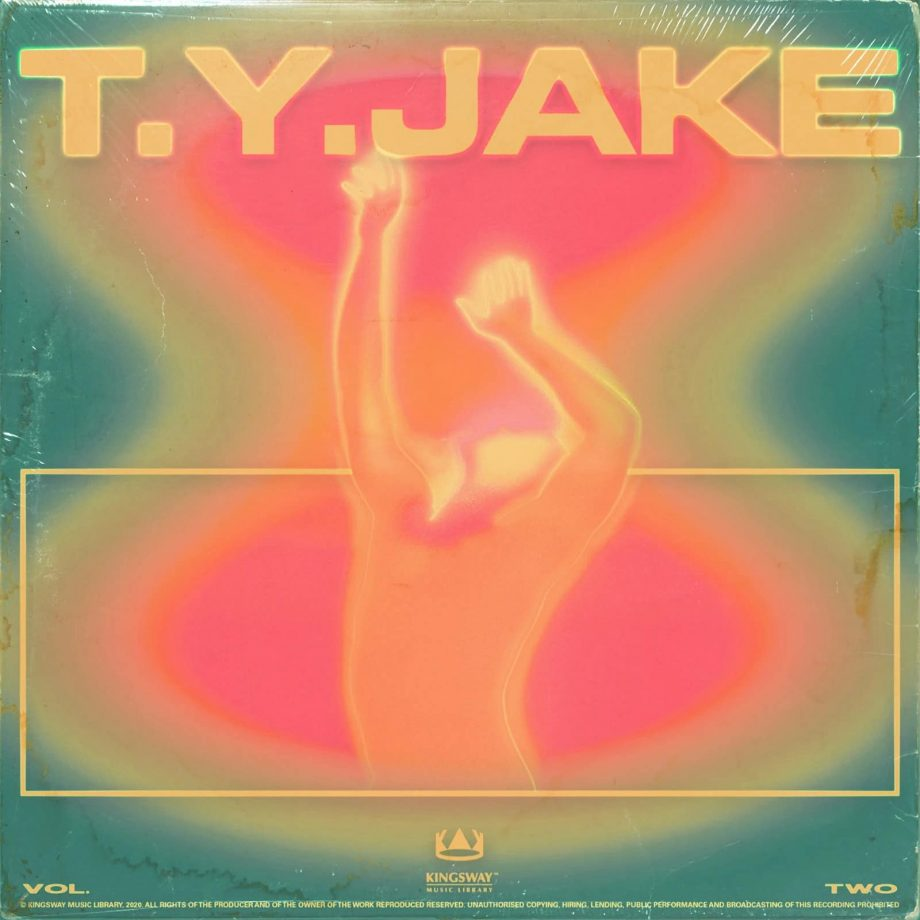 Kingsway Music Library ty jake Vol. 2 Compositions Stems