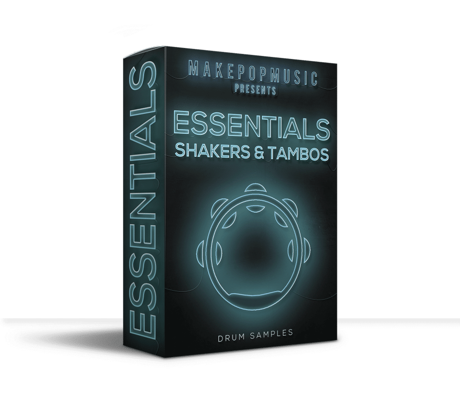 Make Pop Music Essentials Shakers and Tambourines