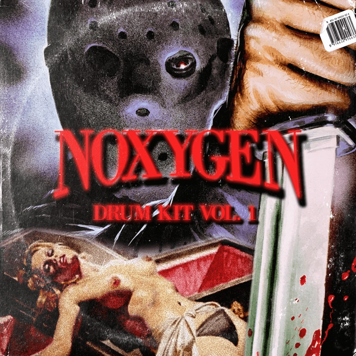 NOXYGEN - Drum Kit Volume 1