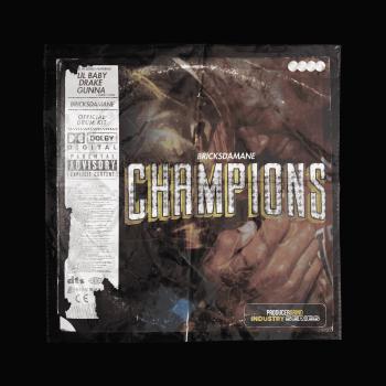 Producergrind - BricksDaMane 'CHAMPIONS' Drum Kit