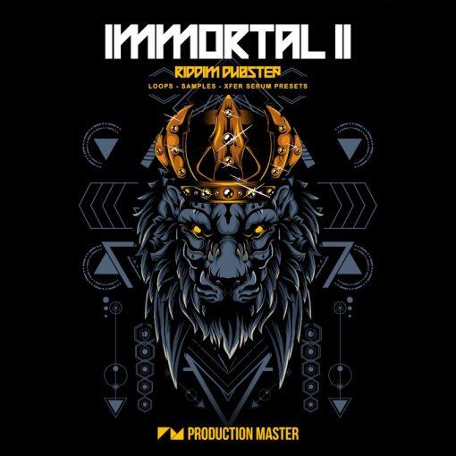 Production Master Immortal 2 Riddim Dubstep