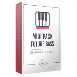 Production Music Live - Future Bass Trap MIDI Pack