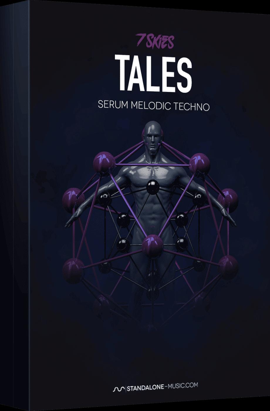 Standalone music TALES Melodic Techno Progressive Serum Presets