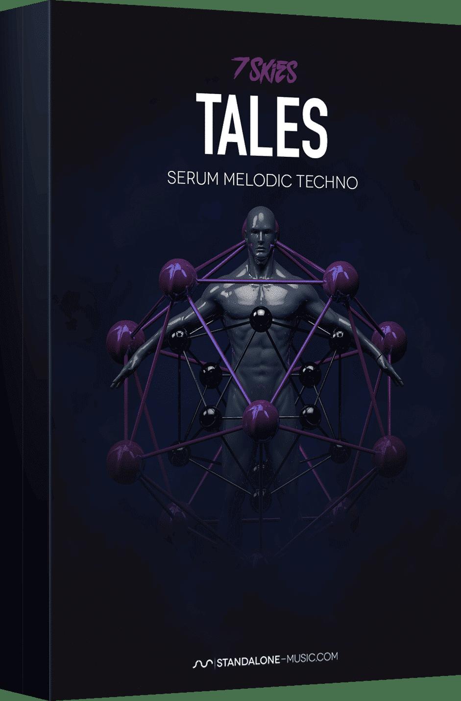 Standalone-music – TALES – Melodic Techno & Progressive Serum Presets