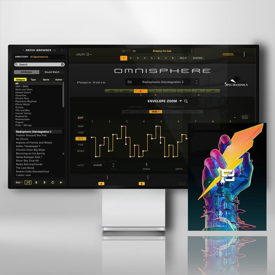 StudioPlug - Power (Omnisphere Bank)