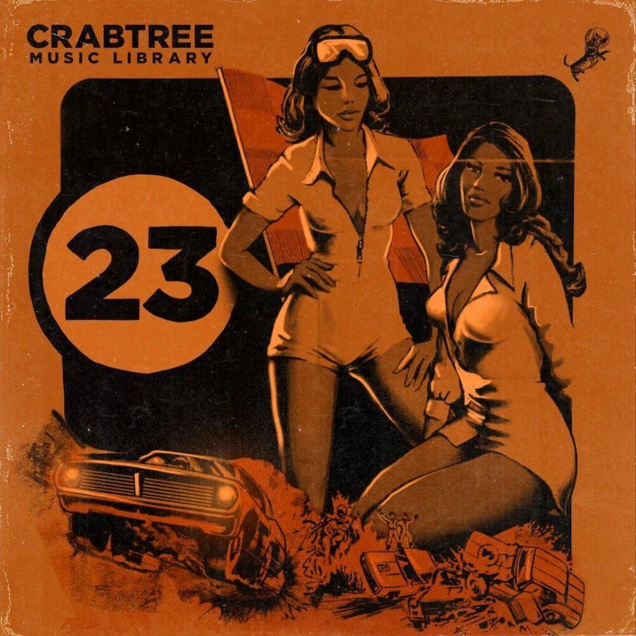 The Drum Broker - Crabtree Music Library Vol. 23
