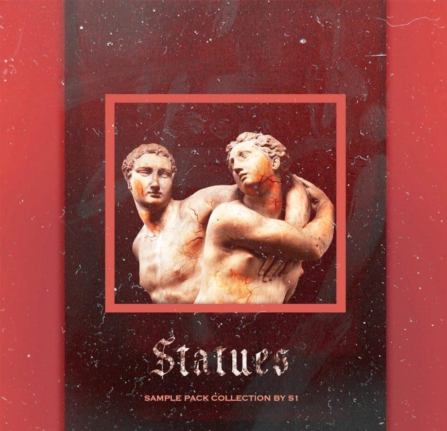 The Drum Broker S1 Presents Statues Sample Pack