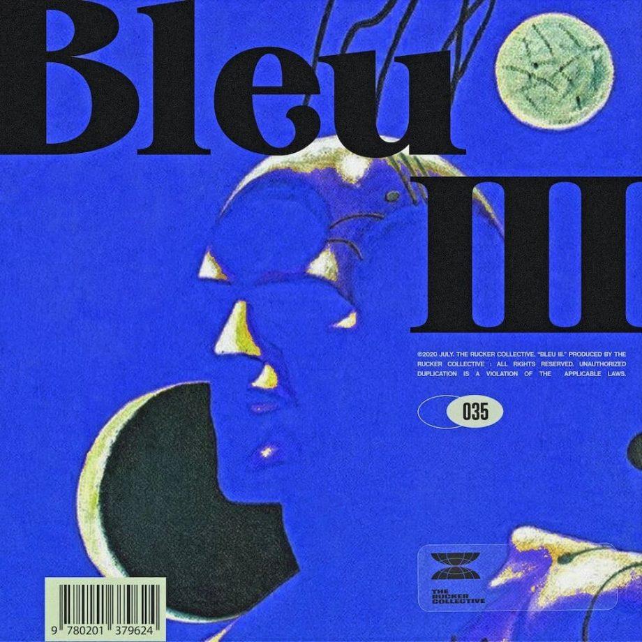 The Drum Broker The Rucker Collective 035 Bleu III Compositions
