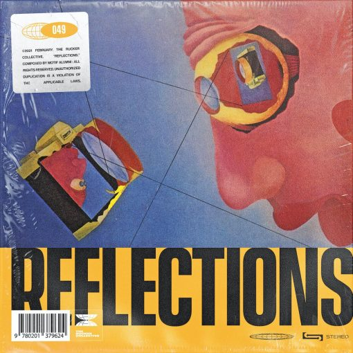 The Drum Broker - The Rucker Collective - 049 Reflections