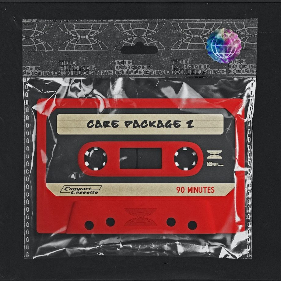 The Drum Broker The Rucker Collective The Care Package Vol. 2