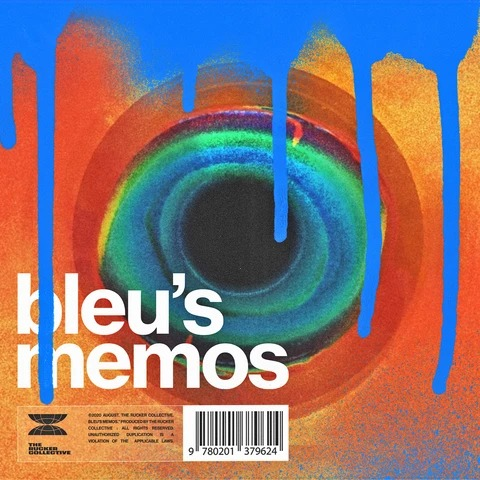 The Rucker Collective Bleus Memos Stems Included