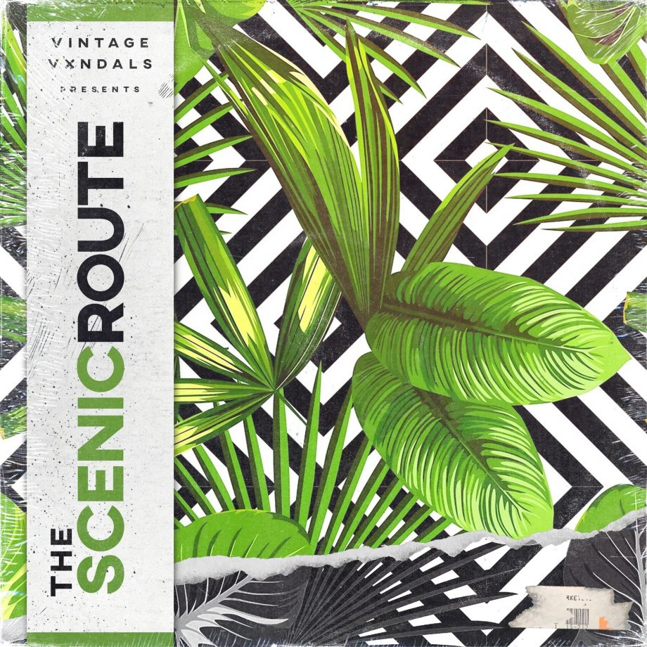The Sample Lab The Vintage Vxndals The Scenic Route Compositions Stems