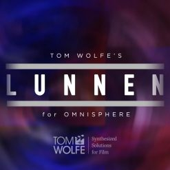 Tom Wolfe - Lunnen - British Cinematic Presets for Omnisphere