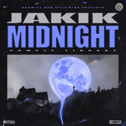 Drumify - Jakik – Midnight (Sample Library)
