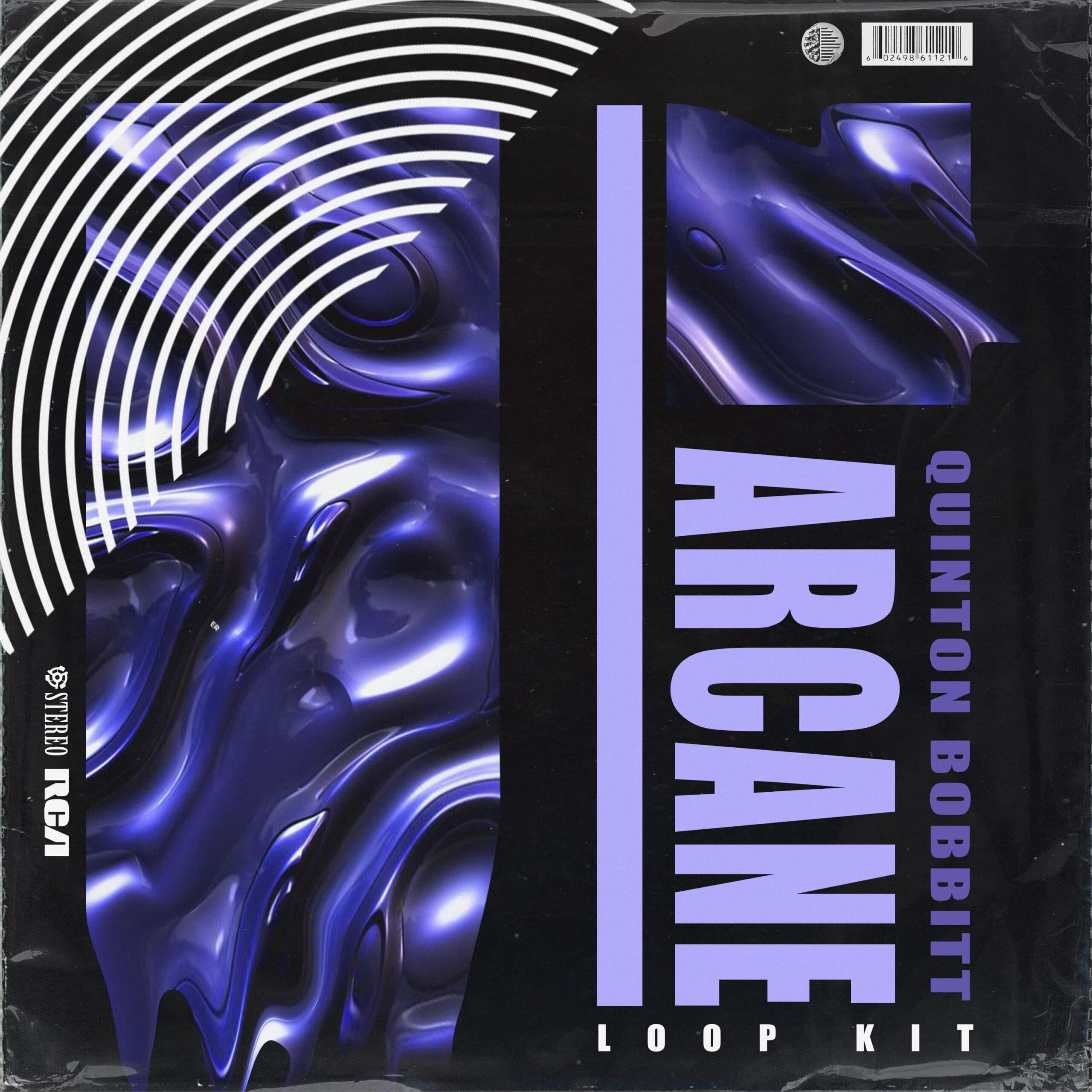 Drumify - Quinton Bobbitt – Arcane (Loop Kit)