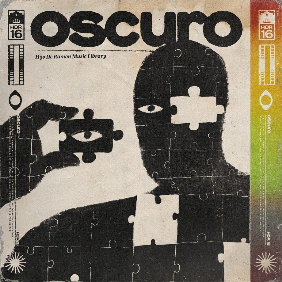 Hijo De Ramon Music Library Volume 16 Oscuro