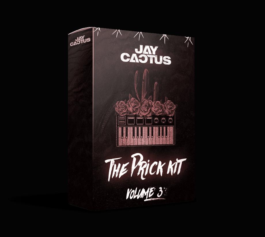 Jay Cactus The Prick Kit Vol. 3