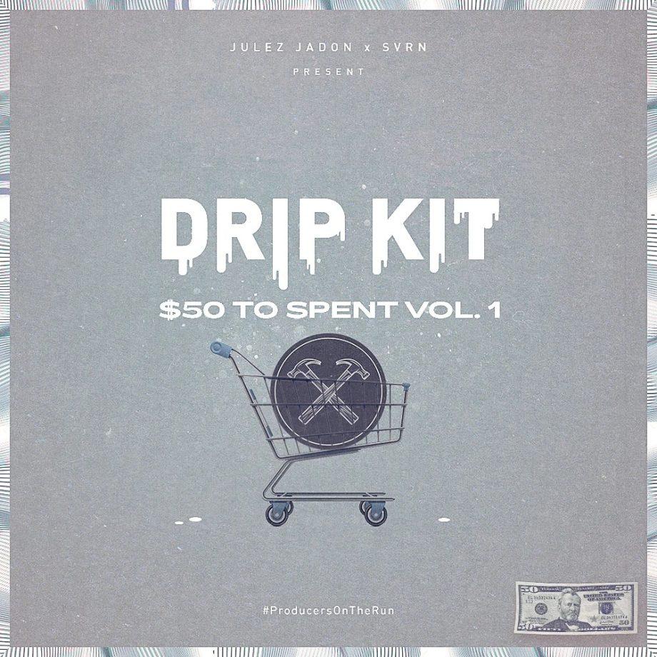 Julez Jadon - Drip Kit - 50 Bucks To Spend Vol. 1
