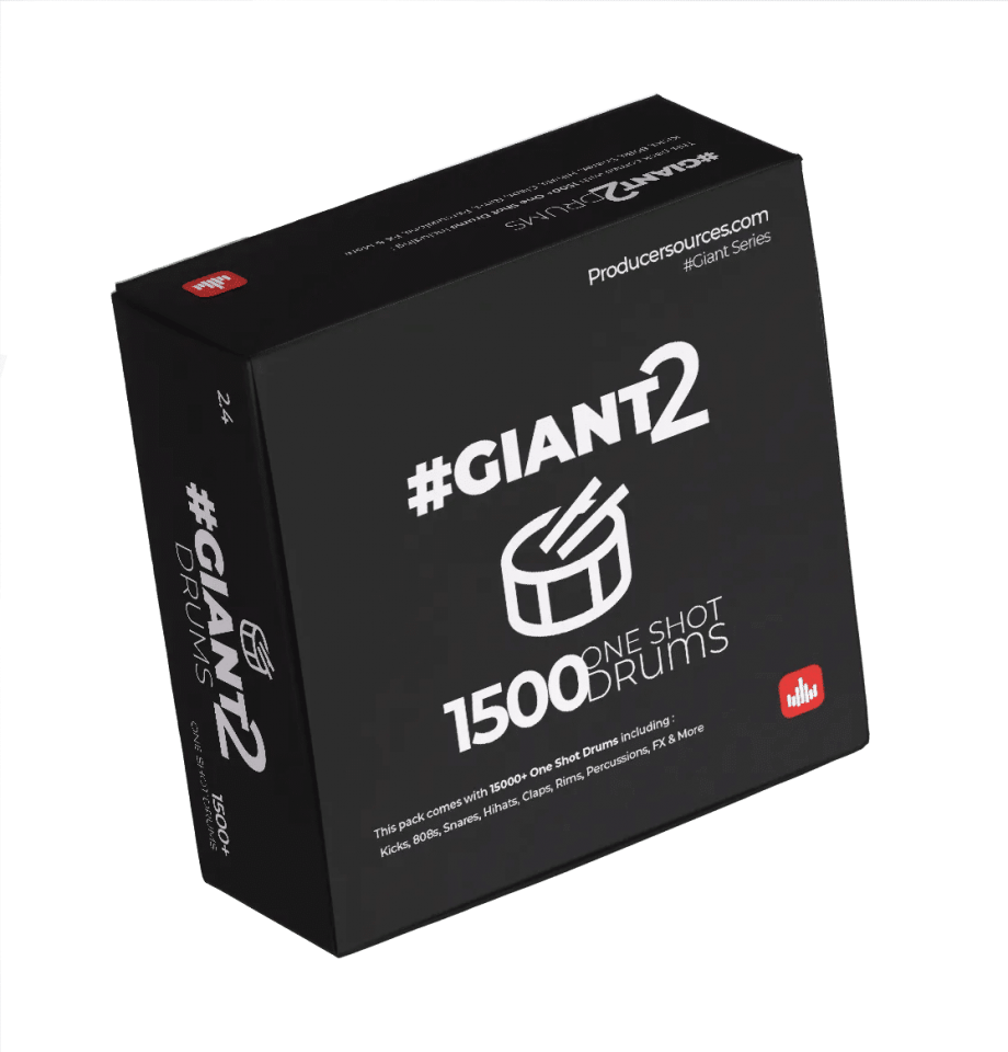 Producer Sources GIANT 2 DRUMS