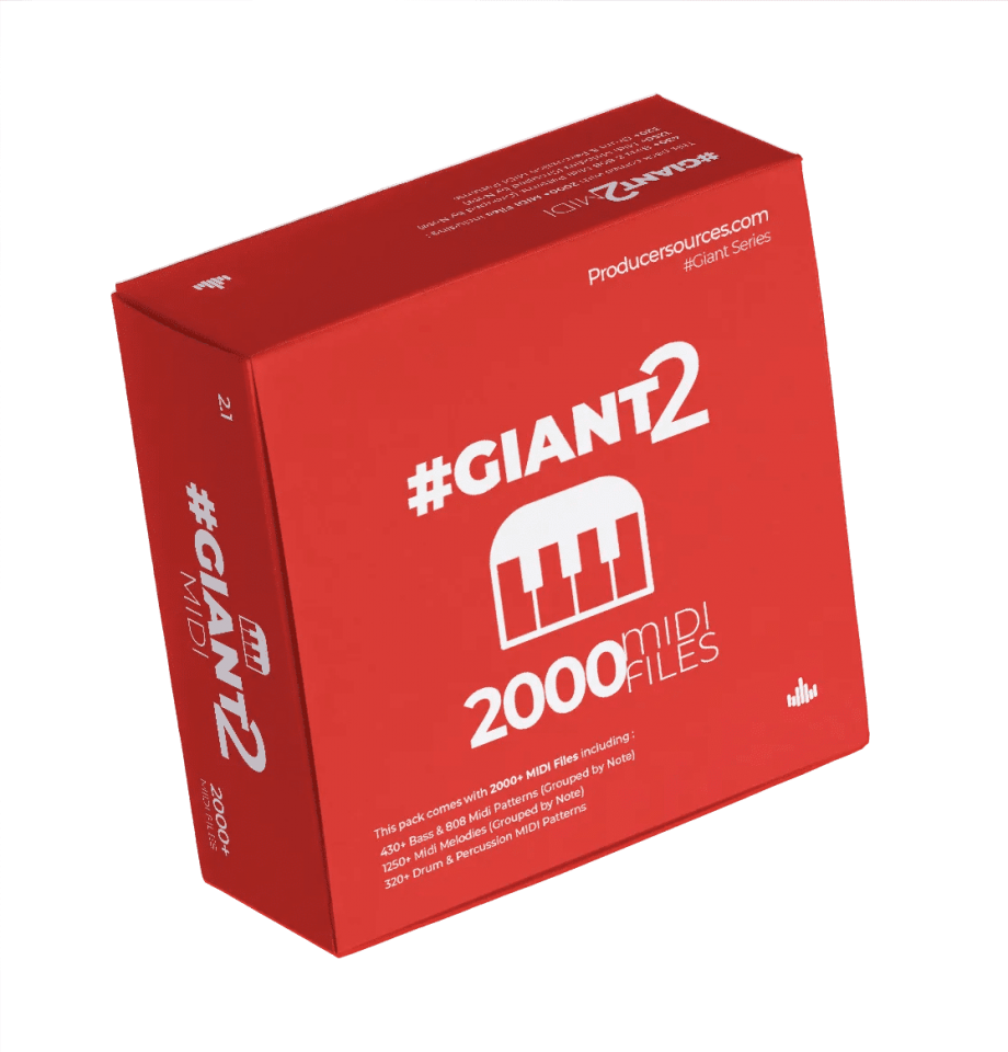 Producer Sources - #GIANT 2 MIDI