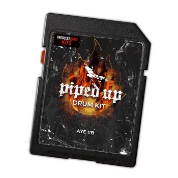 Producergrind - Aye YB 'PIPED UP' Drum Kit