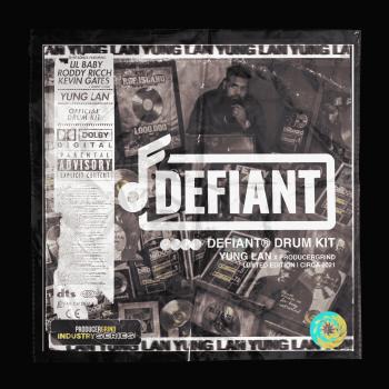 Producergrind - Yung Lan 'DEFIANT' Drums & Melodies