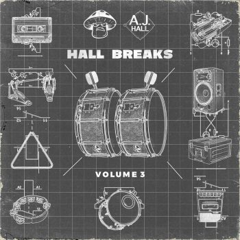 Shroom Samples - Hall Breaks vol. 3