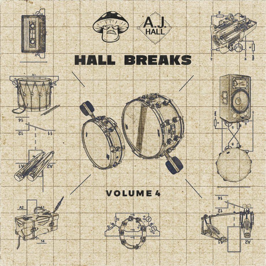 Shroom Samples Hall Breaks vol. 4