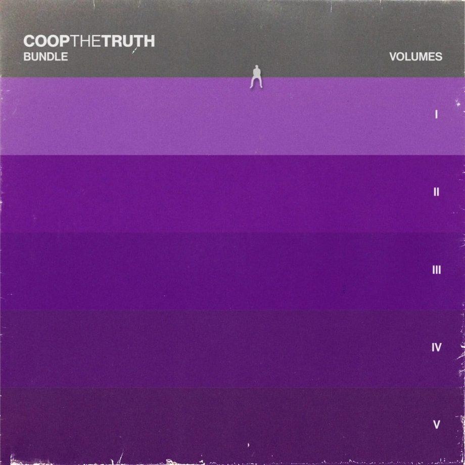 The Drum Broker - Coop The Truth - Volumes 1-5 Bundle