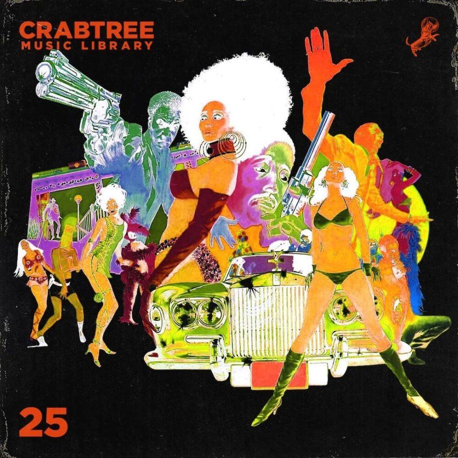 The Drum Broker - Crabtree Music Library Vol. 25