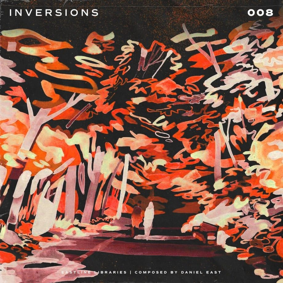 The Drum Broker - Daniel East - Inversions Vol. 8