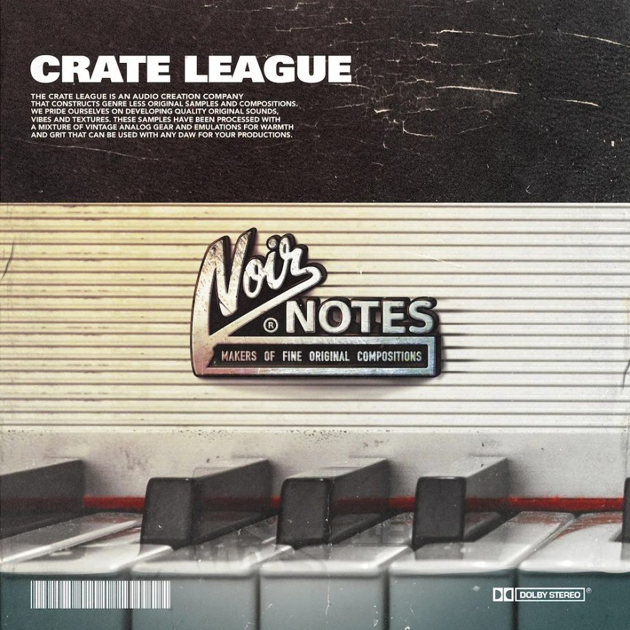 The Drum Broker The Crate League Noir Notes