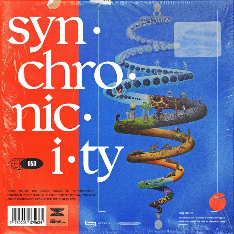 The Drum Broker - The Rucker Collective - 050 Synchronicity