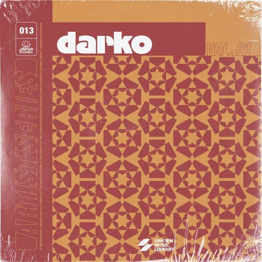 The Drum Broker - UNKWN Sounds - Darko Vol. 1