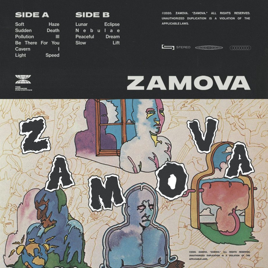 The Rucker Collective - Zamova