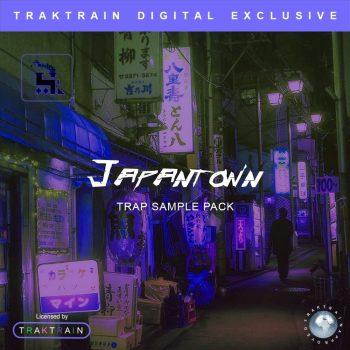 TrakTrain - Japantown Trap Sample Pack