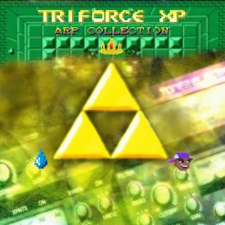 Traptendo - Triforce XP Arp Collection + MIDI