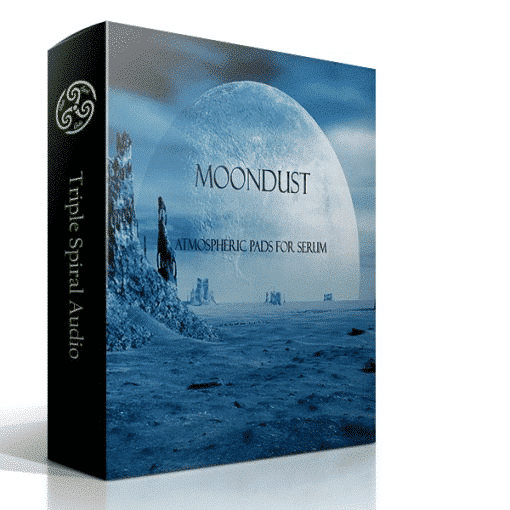 Triple Spiral Audio Moondust – Serum Soundset