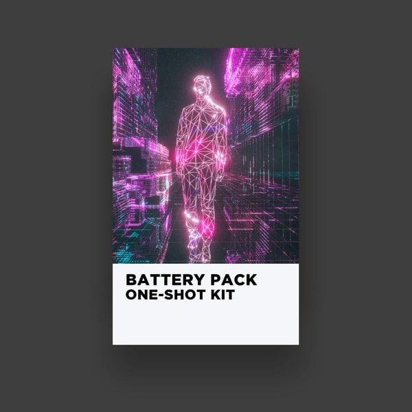 iBEENART - BATTERY PACK (ONESHOT KIT)