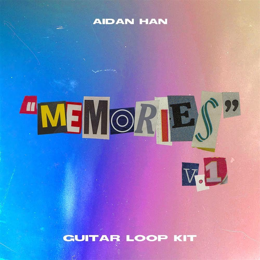 Aidan Han - memories v1 [guitar loop kit]