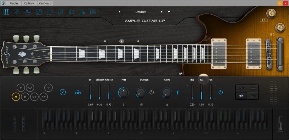 Ample Sound Ample Guitar LP III