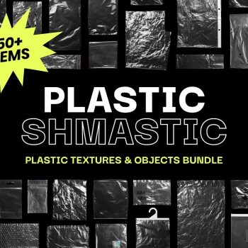 Bulbfish - Plastic Shmastic - Textures & Objects Bundle