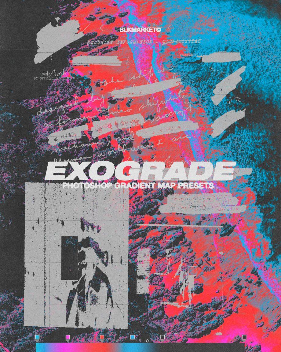 BLKMARKET - Exograde