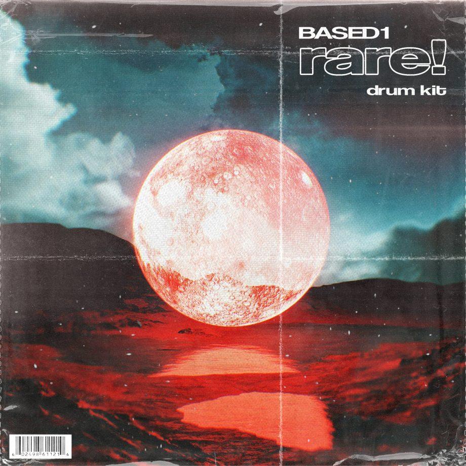Based1 - RARE! (Drum Kit)