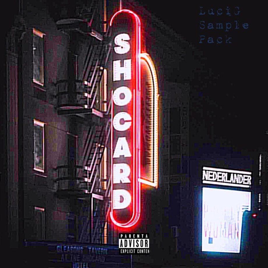Cash Gang Records - LuciG - City Loop Kit