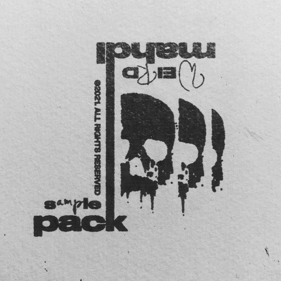 Cash Gang - Weird Mahdi - Mahdi's Vault Sample Pack