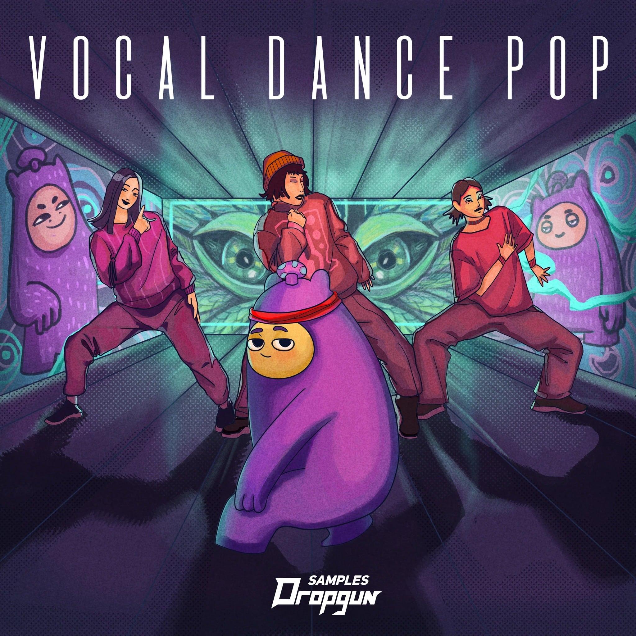 Dropgun Samples - Vocal Dance Pop