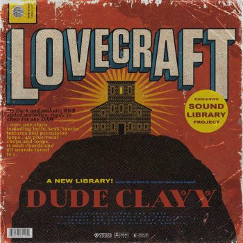 Drumify - Dude Clayy – Lovecraft (Sound Library)